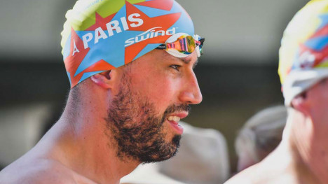 Open Swim Star Paris 2020